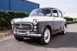 Picture of 1956 Fiat 1100 103 Turismo Veloce Berlina For Sale