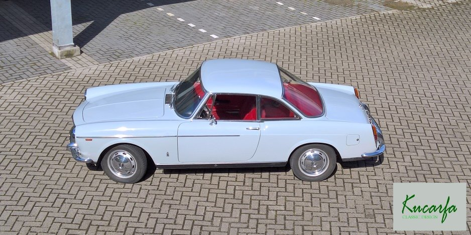1966 Fiat 1500 Coupe Pininfarina For Sale (picture 1 of 7)