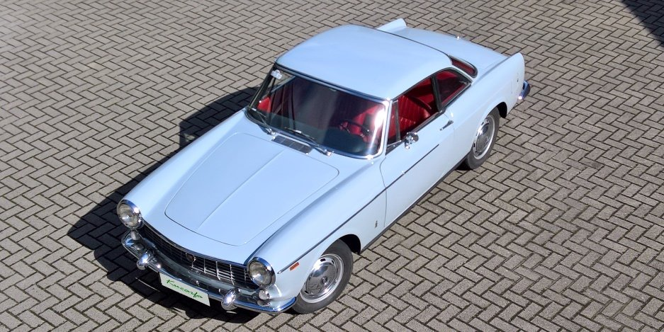 1966 Fiat 1500 Coupe Pininfarina For Sale (picture 2 of 7)