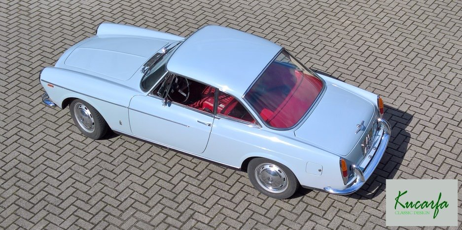 1966 Fiat 1500 Coupe Pininfarina For Sale (picture 3 of 7)