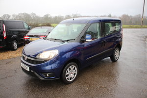 Picture of 2015 65 FIAT DOBLO 1.4 EASY WITH WHEELCHAIR ACCESS For Sale