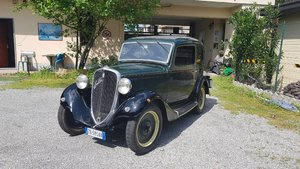 Picture of 1934 CONSERVED FIAT 508 BALILLA For Sale