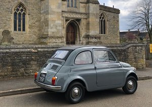 Picture of 1964 Fiat 500 D trasformabile For Sale