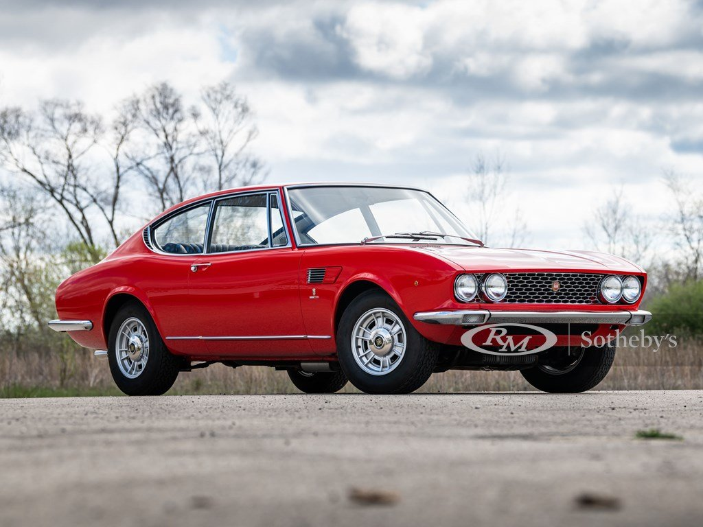 1967 Fiat Dino Coupe by Bertone For Sale by Auction (picture 1 of 12)