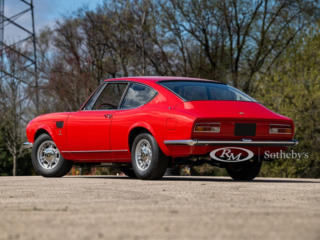 1967 Fiat Dino Coupe by Bertone For Sale by Auction (picture 2 of 12)