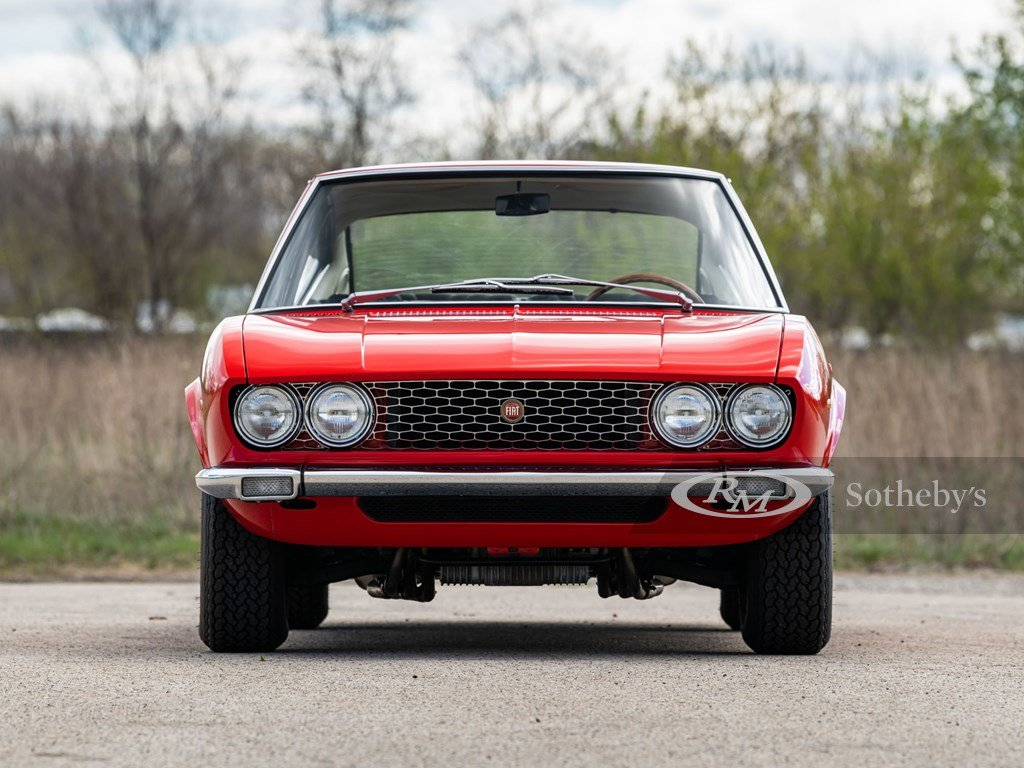 1967 Fiat Dino Coupe by Bertone For Sale by Auction (picture 7 of 12)