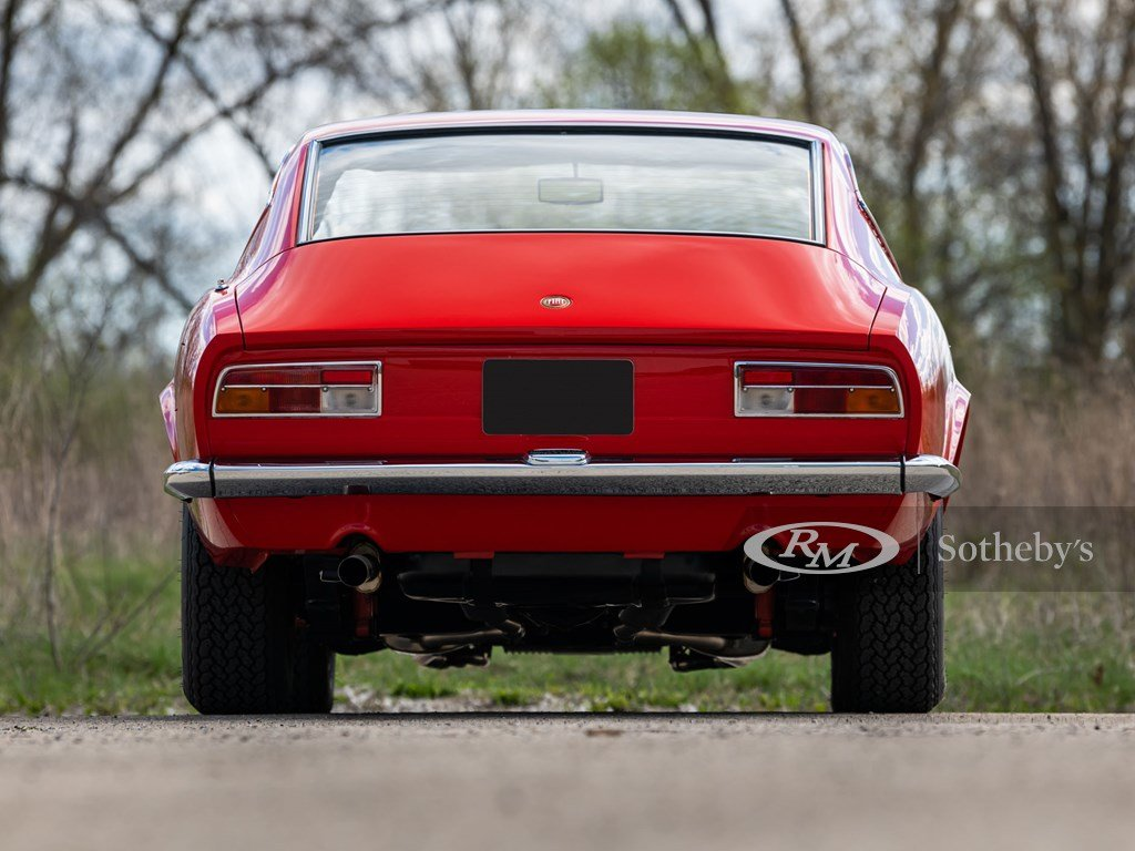 1967 Fiat Dino Coupe by Bertone For Sale by Auction (picture 8 of 12)