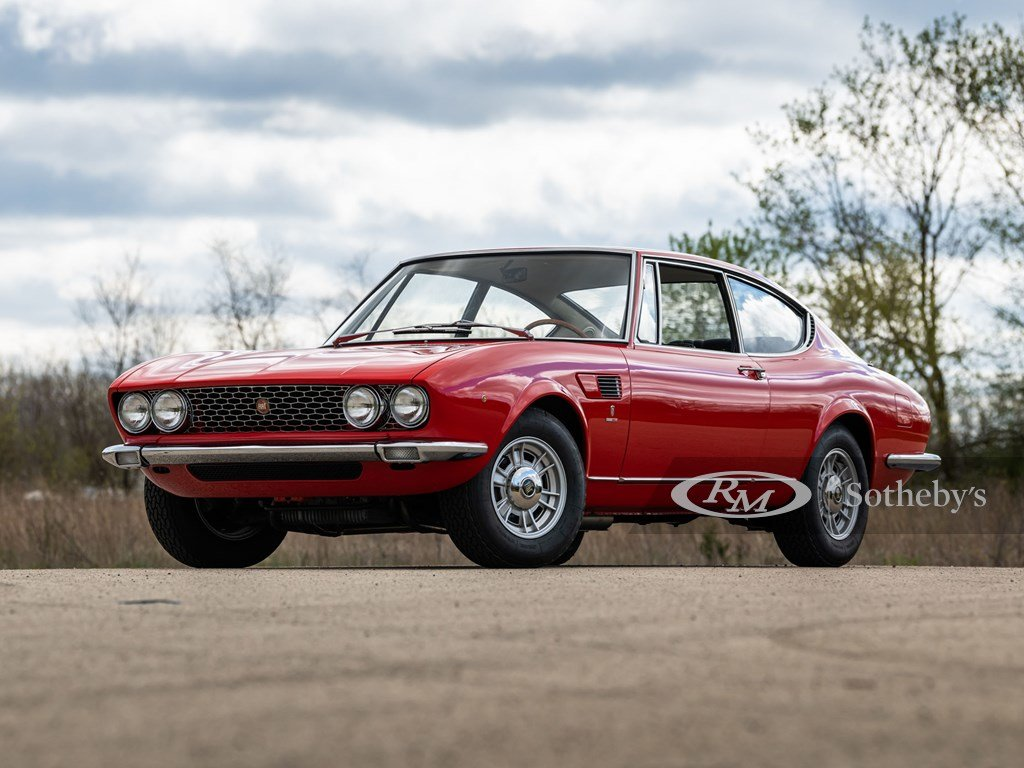 1967 Fiat Dino Coupe by Bertone For Sale by Auction (picture 9 of 12)