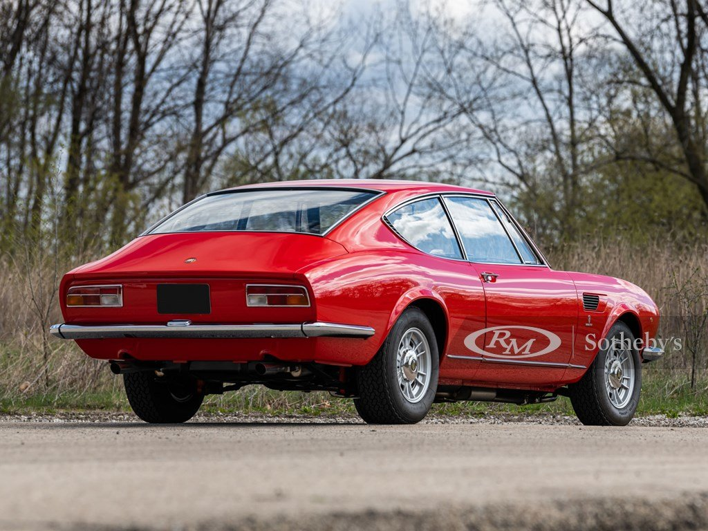 1967 Fiat Dino Coupe by Bertone For Sale by Auction (picture 10 of 12)