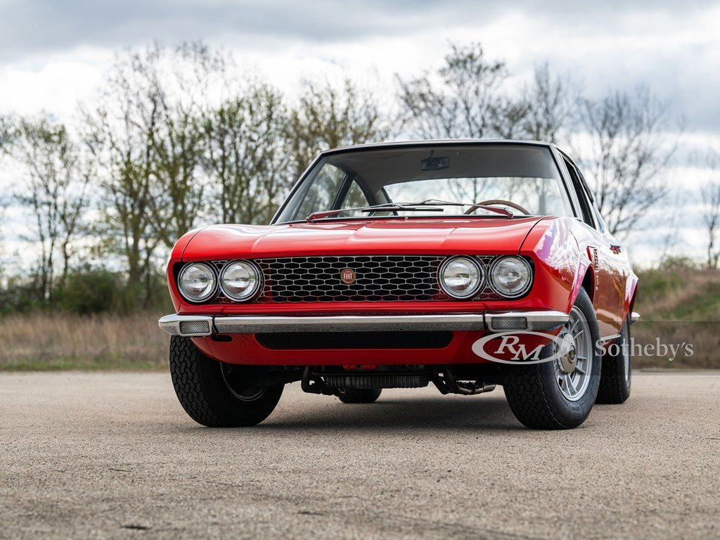 1967 Fiat Dino Coupe by Bertone For Sale by Auction (picture 11 of 12)