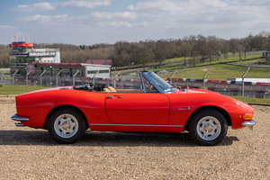 Picture of 1968 Fiat Dino Spider For Sale by Auction