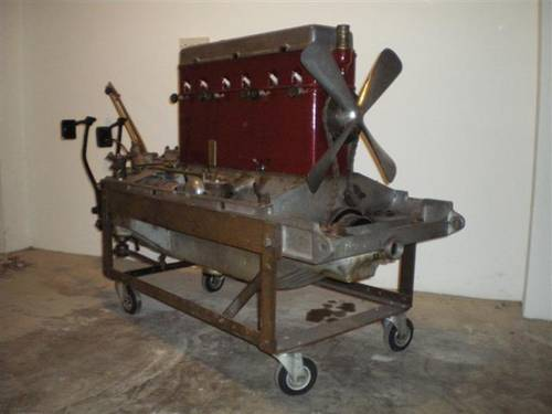 1922 Fiat 519 Engine 4.8 Ltr  on Display Stand SOLD (picture 3 of 3)