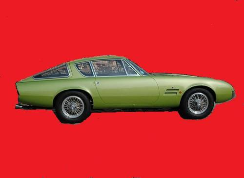 1960 I am searching rare models of Ghia SPA SOLD (picture 1 of 1)