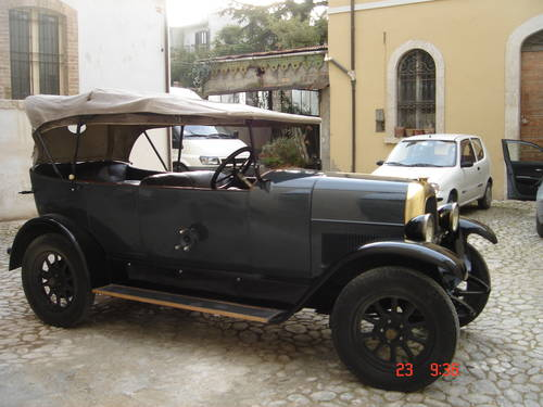 1923 Fiat 501 torpedo For Sale (picture 1 of 4)