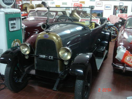 1923 Fiat 501 torpedo For Sale (picture 3 of 4)