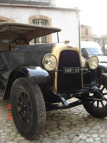 1923 Fiat 501 torpedo For Sale (picture 4 of 4)