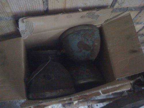 1923 Fiat 501-503 spare parts For Sale (picture 2 of 6)