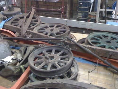 1923 Fiat 501-503 spare parts For Sale (picture 3 of 6)