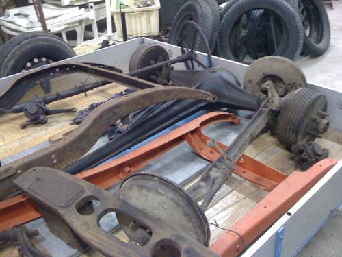1923 Fiat 501-503 spare parts For Sale (picture 4 of 6)