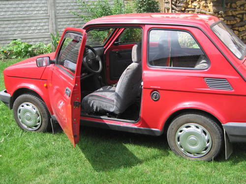 1999 Fiat 126-unique, last edition For Sale (picture 2 of 6)
