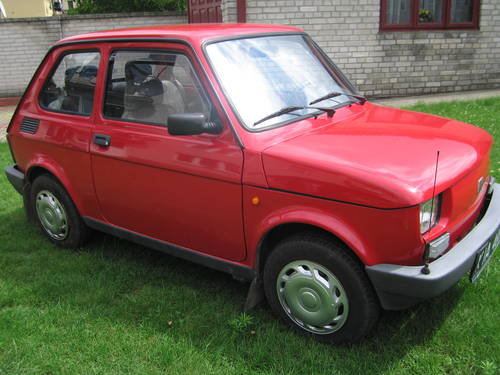 1999 Fiat 126-unique, last edition For Sale (picture 3 of 6)