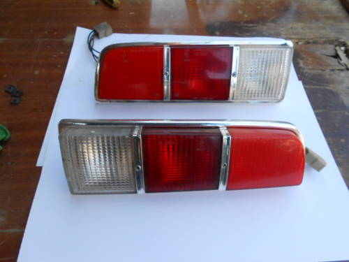 Taillights For Fiat Dino 2400 Coupe For Sale Car And Classic