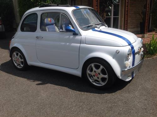 1969 Fiat 500 Abarth 595 Evacazione, stunning! For Sale (picture 1 of 6)