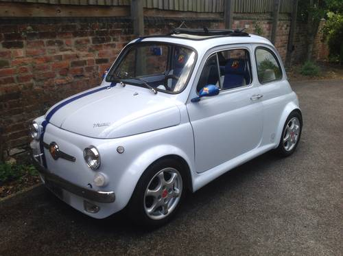 1969 Fiat 500 Abarth 595 Evacazione, stunning! For Sale (picture 4 of 6)