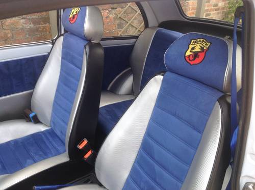 1969 Fiat 500 Abarth 595 Evacazione, stunning! For Sale (picture 5 of 6)