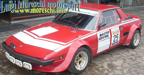 1977 Fiat X1/9 Rally Gr4 (Ex Trivellato) For Sale (picture 1 of 6)