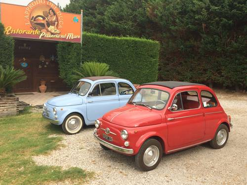 1957 Fiat 500 Sourcing 500N / 500D / Trasformabile / Abarth / RHD For Sale (picture 1 of 6)