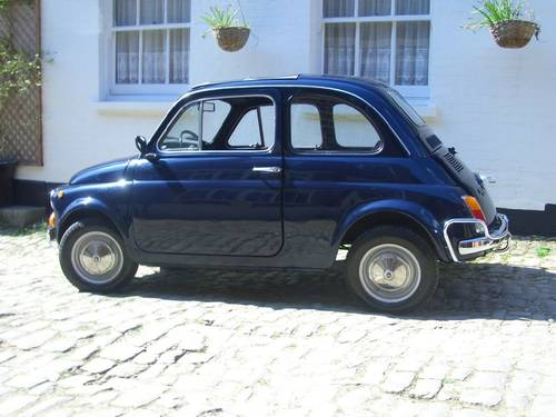 1957 Fiat 500 Sourcing 500N / 500D / Trasformabile / Abarth / RHD For Sale (picture 6 of 6)