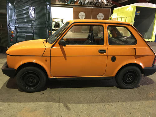 1990 Fiat 126  For Sale (picture 1 of 5)