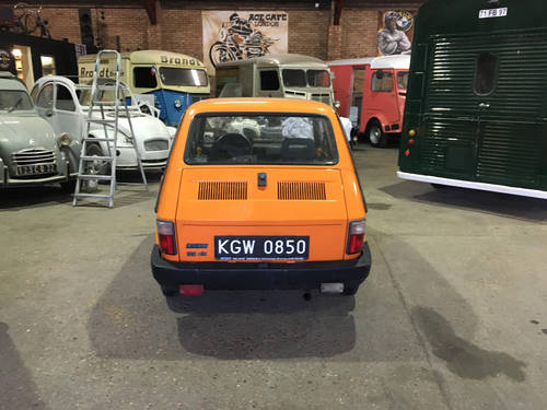 1990 Fiat 126  For Sale (picture 2 of 5)