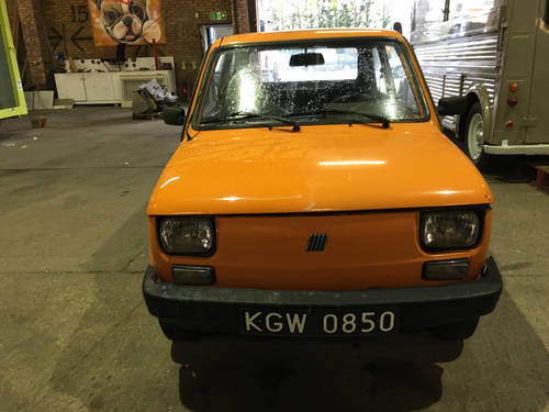 1990 Fiat 126  For Sale (picture 3 of 5)