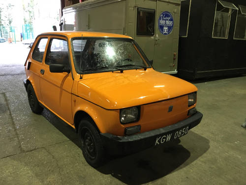 1990 Fiat 126  For Sale (picture 4 of 5)