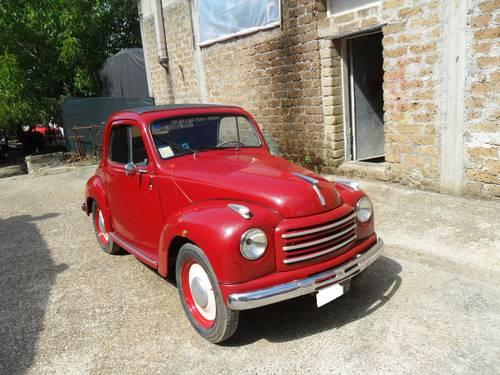 1950 fiat 500 c topolino For Sale (picture 1 of 5)