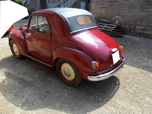 1950 fiat 500 c topolino For Sale (picture 2 of 5)