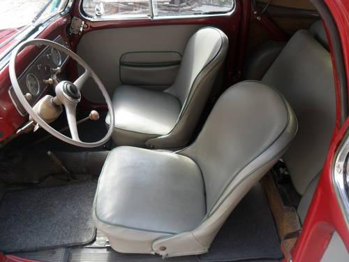 1950 fiat 500 c topolino For Sale (picture 3 of 5)