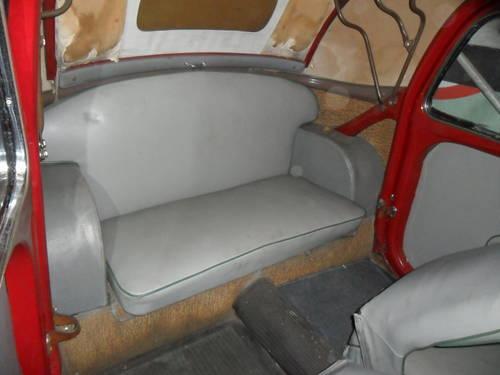 1950 fiat 500 c topolino For Sale (picture 5 of 5)