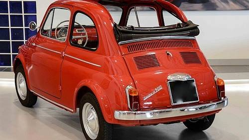 1957 Fiat 500 Sourcing 500N / 500D / Trasformabile / Abarth / RHD For Sale (picture 3 of 6)
