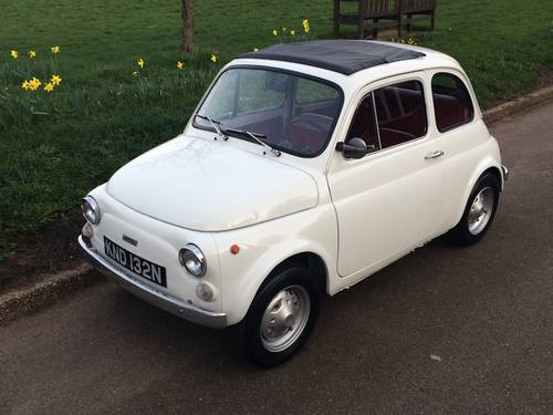 1957 Fiat 500 Sourcing 500N / 500D / Trasformabile / Abarth / RHD For Sale (picture 5 of 6)