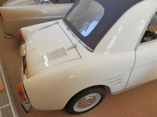 1962 Autobianchi Transformabile Fiat 500 Microcar Messerschmitt For Sale (picture 5 of 6)