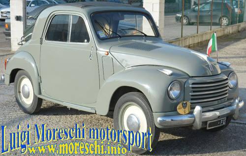 1953 FIAT 500C Topolino Lusso For Sale (picture 1 of 6)