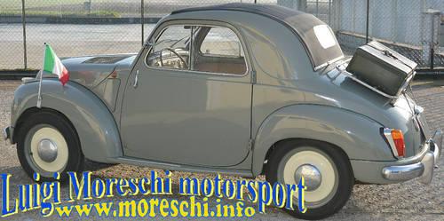 1953 FIAT 500C Topolino Lusso For Sale (picture 6 of 6)