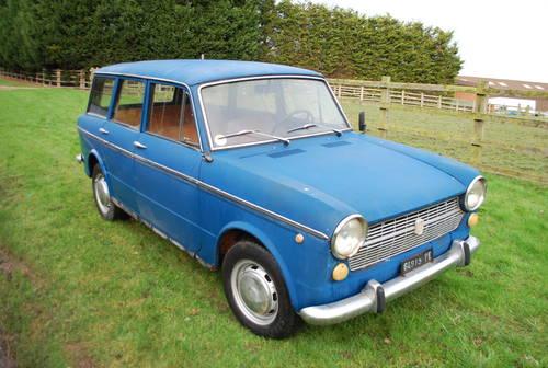 1967 Fiat 1100 R Familiare *** ITALIAN IMPORT ***   For Sale (picture 1 of 6)