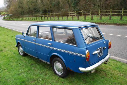 1967 Fiat 1100 R Familiare *** ITALIAN IMPORT ***   For Sale (picture 2 of 6)