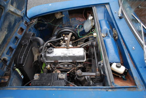 1967 Fiat 1100 R Familiare *** ITALIAN IMPORT ***‏   For Sale (picture 6 of 6)