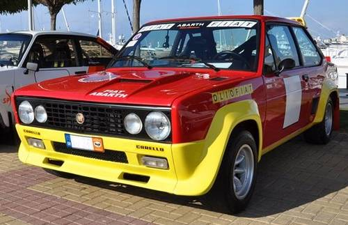 1978 Fiat 131 Abarth Rally conversion For Sale (picture 1 of 6)