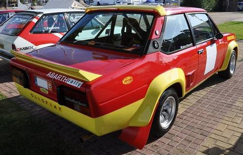 1978 Fiat 131 Abarth Rally conversion For Sale (picture 2 of 6)